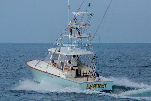 Spindrift Guatemala Fishing Charter