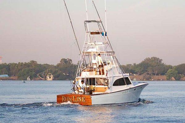 Rum Line Fishing Charter